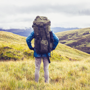 Tips to Get Into Shape For Backpacking Season