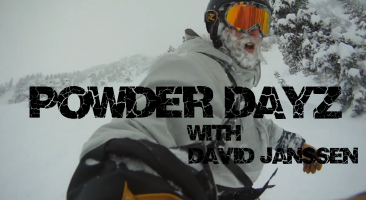 Powder Dayz <h3>with David Janssen</h3>