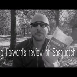 Hiking Forward – Sasquatch Fuel Review